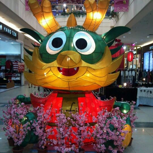 Photo taken at AEON Metro Prima Shopping Centre by Leong Soon T. on 1/20/2012