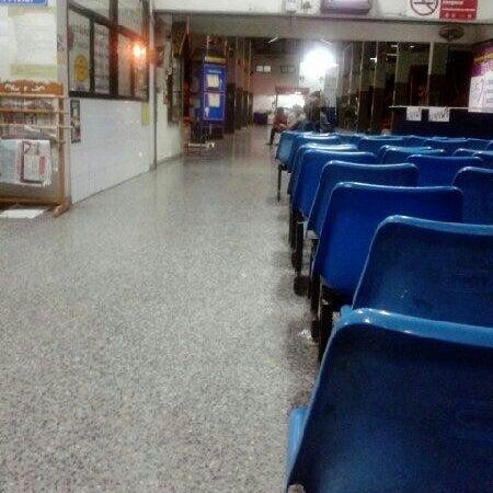 รูปภาพถ่ายที่ สถานีขนส่งผู้โดยสารจังหวัดน่าน โดย Sanphet B. เมื่อ 8/13/2012