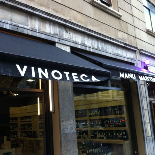 Manu mart n vinoteca bilbao - Vinotecas en bilbao ...