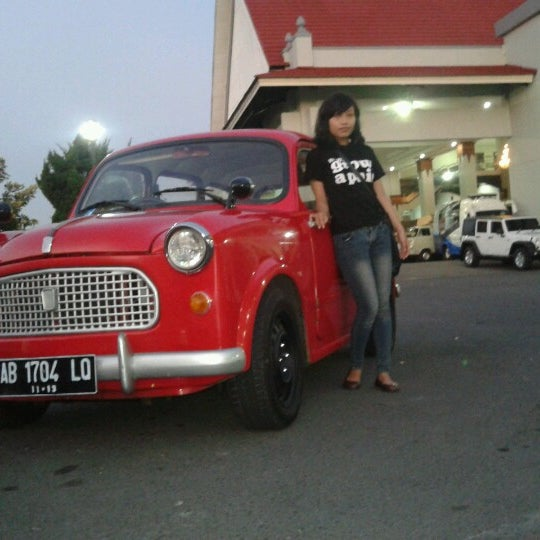 Photo taken at Jogja Expo Center (JEC) by Duwii C. on 6/24/2012