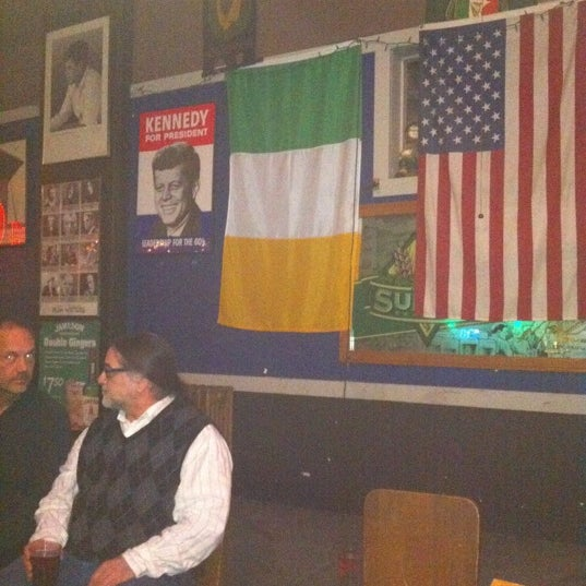 Photo taken at Dubliner Pub by Todd L. on 2/7/2012