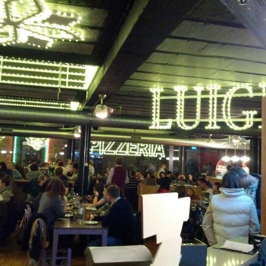 Photo prise au Luigia par Dapper P. le3/11/2012