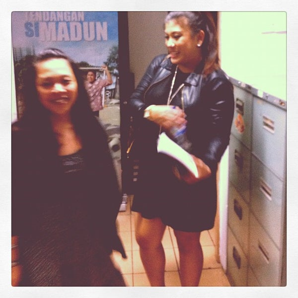 Photo taken at MNCTV by Jacinda R. on 7/11/2012
