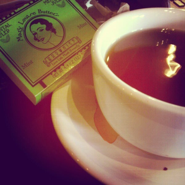 Photo taken at Bennu Coffee by Katie on 4/8/2012
