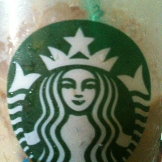 Photo taken at Starbucks by Kelly R. on 6/18/2012