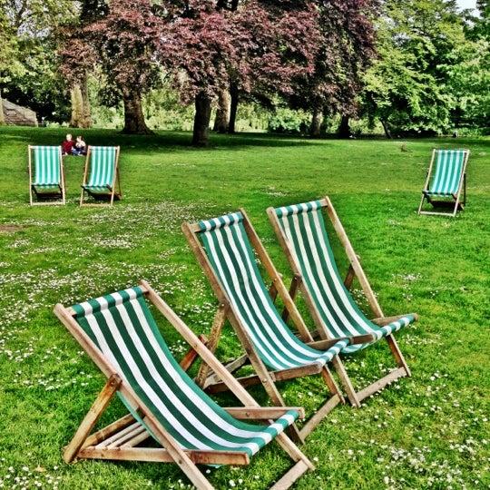 Photo taken at Kensington Gardens by Daria N. on 5/21/2012