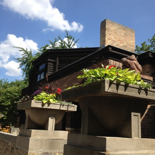 Flw Home And Studio Tours