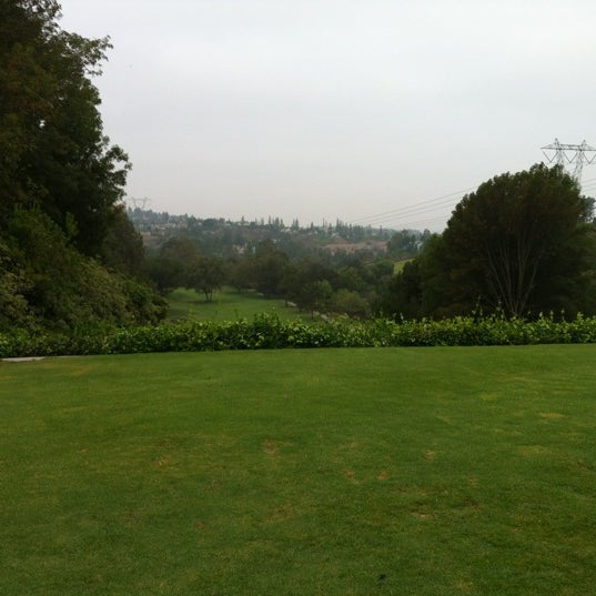 Photo taken at The Clubhouse at Anaheim Hills Golf Course by Allen J. on 7/27/2012