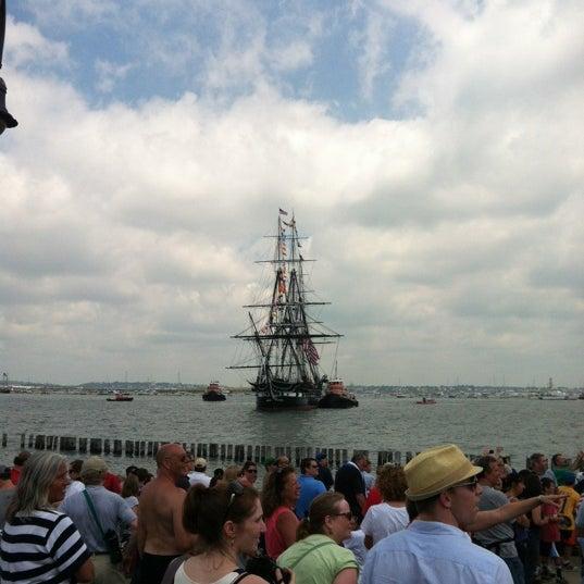 7/4/2012 tarihinde C. Scott A.ziyaretçi tarafından Castle Island'de çekilen fotoğraf