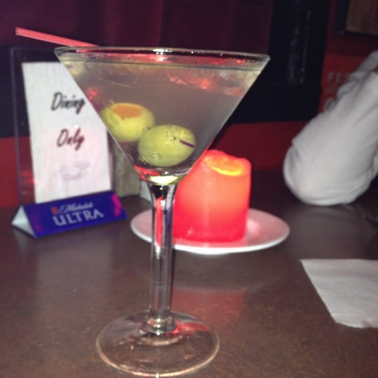 Photo taken at The Red Bar by Trina S. on 3/22/2012