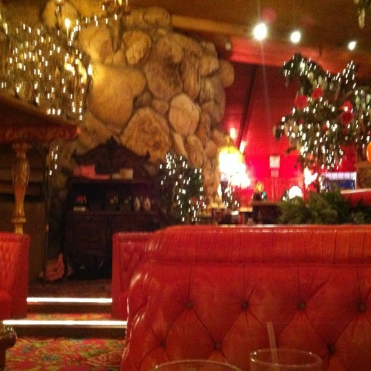 Photo taken at Madonna Inn by Tom A. on 3/22/2012
