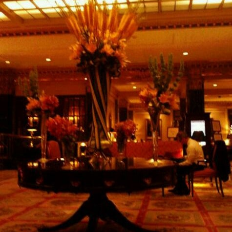 Photo taken at InterContinental New York Barclay by Cristina W. on 6/7/2012