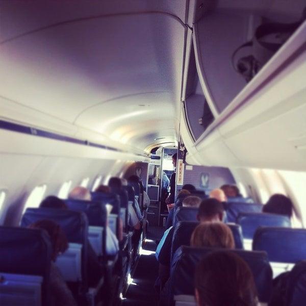 Photo taken at Shreveport Regional Airport (SHV) by German G. on 3/4/2012