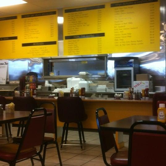 Photo taken at Moapa Paiute Travel Plaza / Chevon Gas by Stacie K. on 3/10/2012