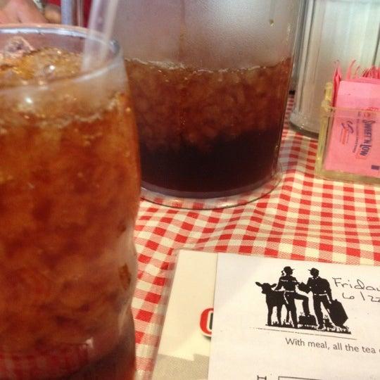 Photo taken at Big Ed's City Market Restaurant by Billy K. on 6/22/2012