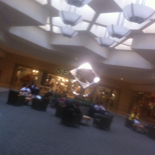 Photo taken at Briarwood Mall by Tony D. on 6/16/2012