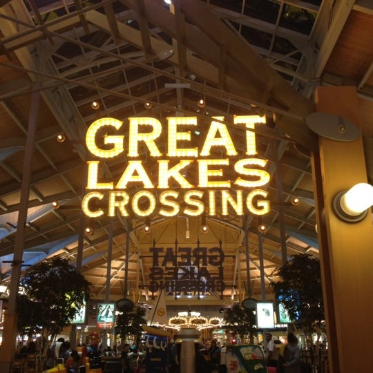 Great Lakes Crossing Outlets is the market's dominant retail outlet and entertainment destination, attracting customers throughout the Midwest and Canada. With manufacturer's outlets and traditional retail stores, Great Lakes Crossing Outlets is Michigan's only enclosed value-regional mall.4/4().