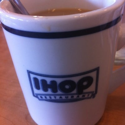 Photo taken at IHOP by Ian C. on 8/18/2012
