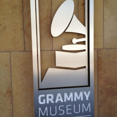 Photo taken at The GRAMMY Museum by Joanne P. on 7/25/2012