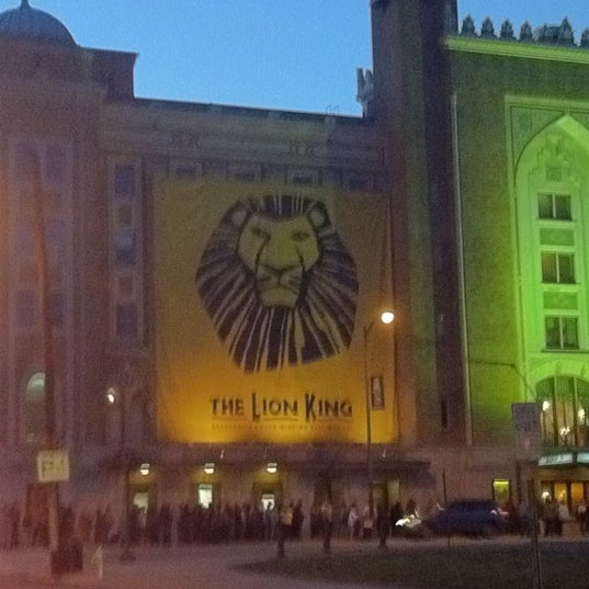 Photo taken at Altria Theater by Lisa R. on 3/1/2012