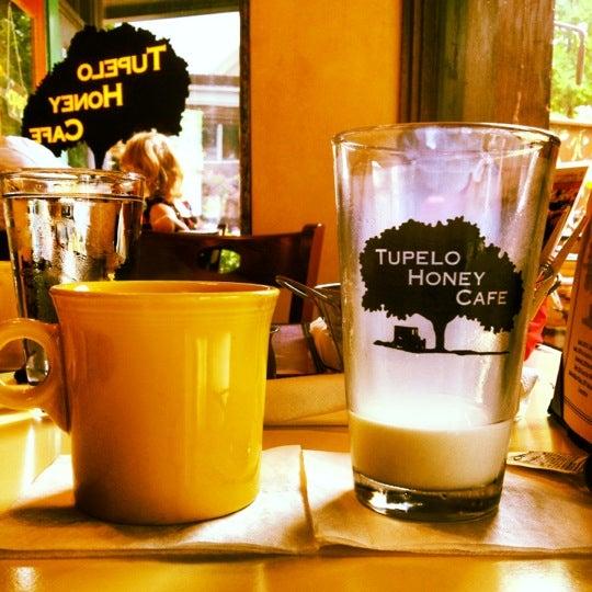 Photo taken at Tupelo Honey by @jason_ on 7/11/2012