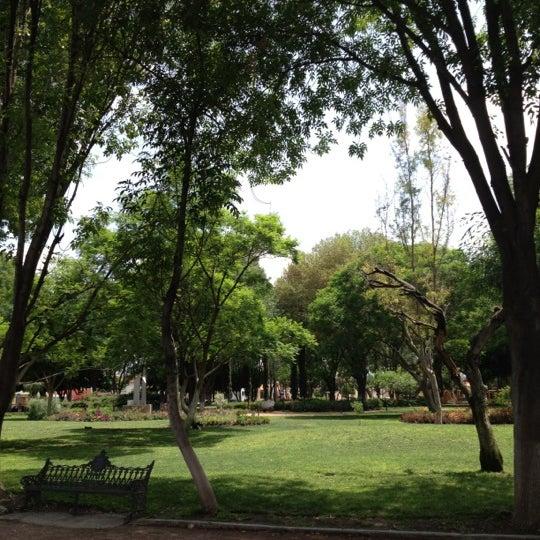 Parque jardines de la hacienda parque for Adornos para parques y jardines
