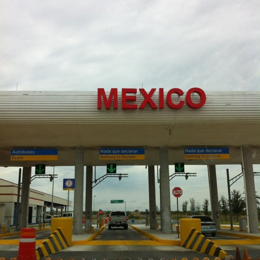 How many US States does Mexico border? - Answers  |What Two States Border Mexico