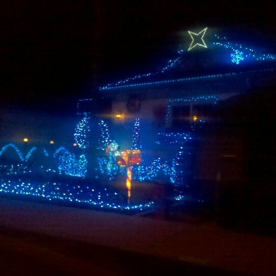 photo taken at starlight lane christmas lights by heather m on 1227