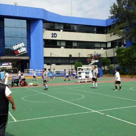 9/24/2011 tarihinde Reneziyaretçi tarafından Universidad La Salle'de çekilen fotoğraf