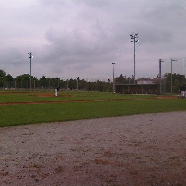 Das Foto wurde bei Ballpark Eglfing von Michael K. am 7/30/2011 aufgenommen