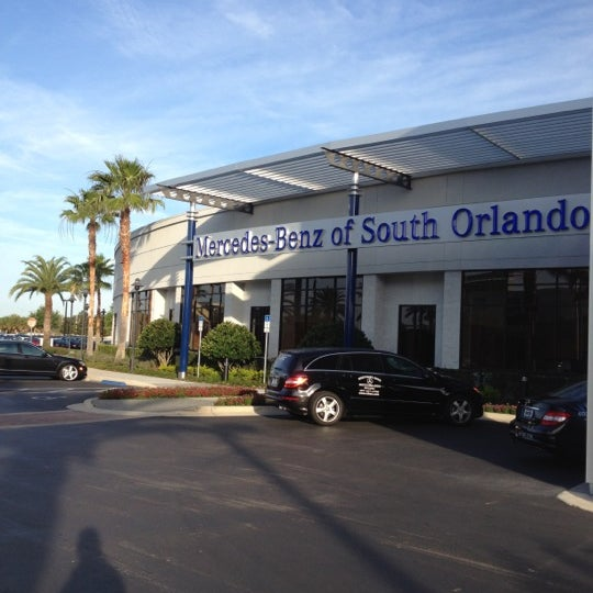 Mercedes benz of south orlando millenia 11 tips for Mercedes benz south orlando