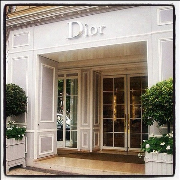 Photo taken at Christian Dior by Dan D. on 10/19/2011