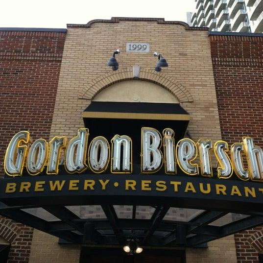 Folks Restaurant Atlanta: Gordon Biersch Brewery Restaurant (Now Closed)