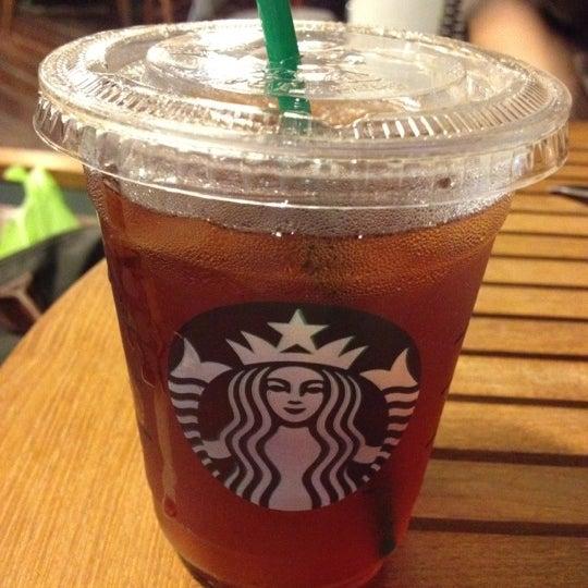 Photo taken at Starbucks by Alisa S. on 3/8/2012