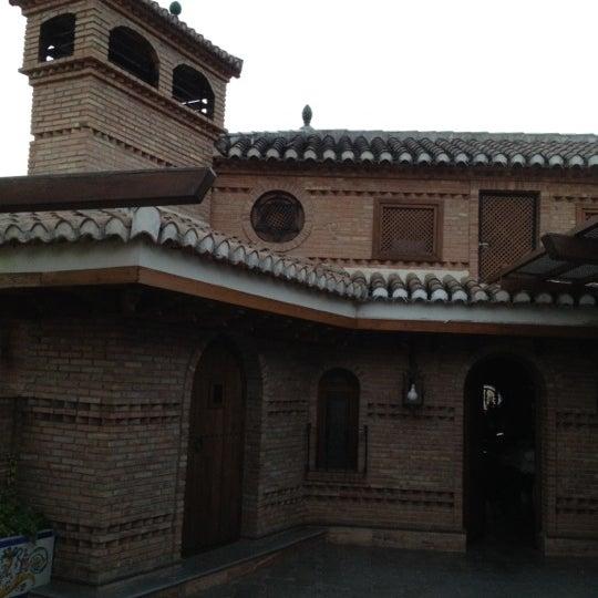 Foto tomada en Restaurante Ruta del Veleta por Gursel O. el 7/16/2012