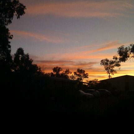 Photo taken at Roxby Village by Adam C. on 4/16/2012