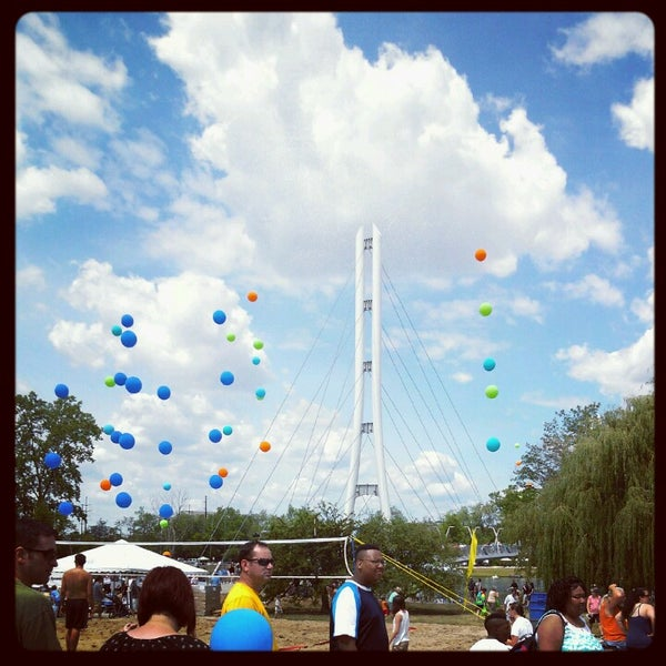Photo taken at IPFW RiverFest by Stephanie L. on 6/23/2012