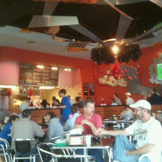 Photo taken at Torchy's Tacos by Michael A. on 12/3/2011