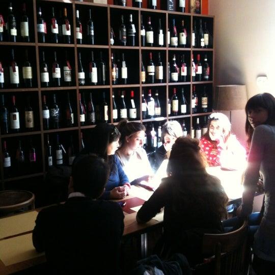 Photo taken at Vinodromo by Gianfranco C. on 3/15/2012