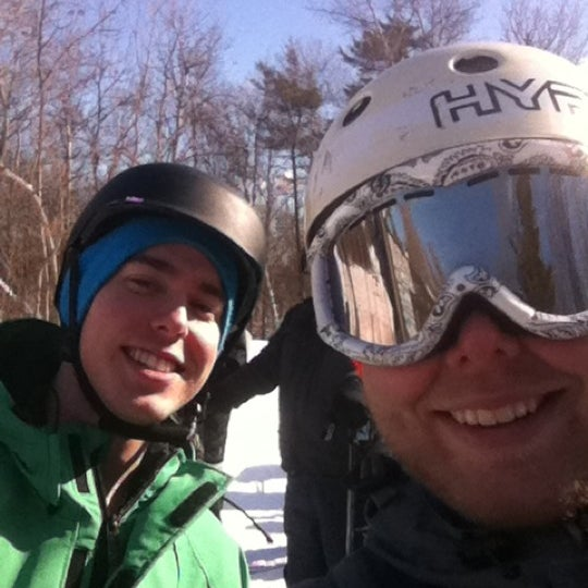 Photo taken at Chicopee Ski & Summer Resort by Joshua H. on 2/12/2011