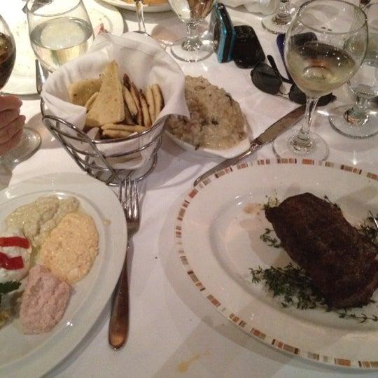 Photo taken at Kellari Taverna NY by Lee C. on 4/15/2012