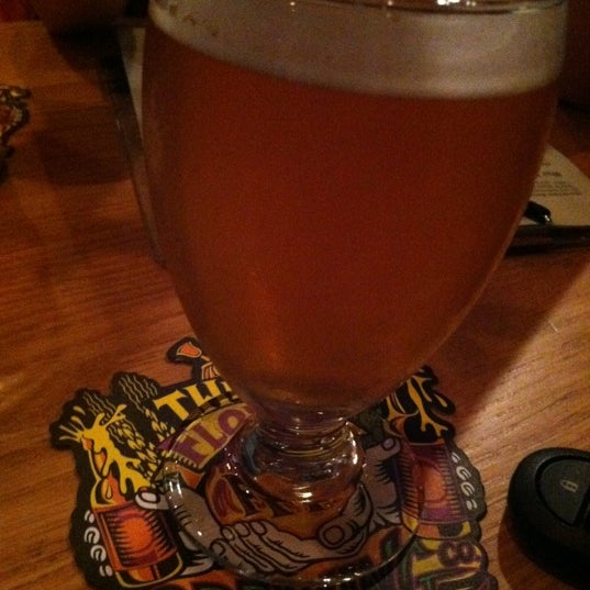 Photo taken at 3 Floyds Brewery & Pub by Drew S. on 7/10/2012