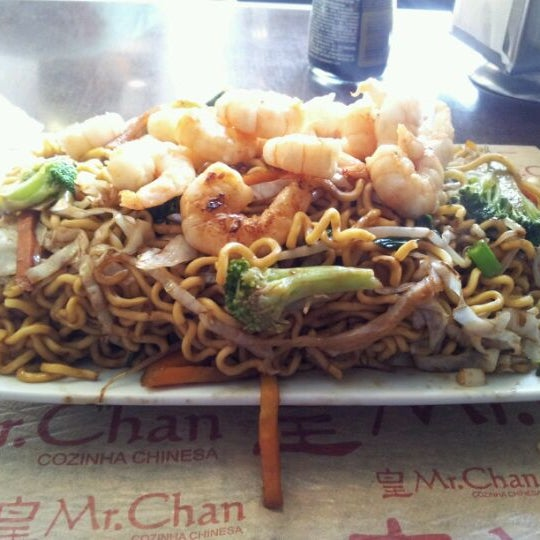 Photo taken at Mr. Chan Express by Eziel M. on 3/18/2012