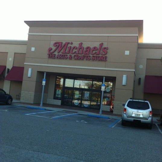 Michaels cocoa rockledge viera fl for Michaels craft store cake decorating classes