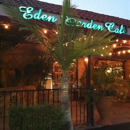 Eden Garden Cafe Glendora Menu