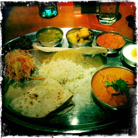 Indian Food Earls Court