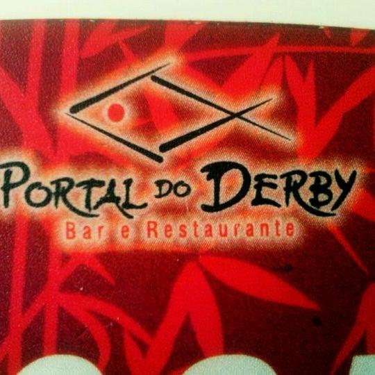 Photo taken at Portal do Derby by Thiago A. on 1/12/2012