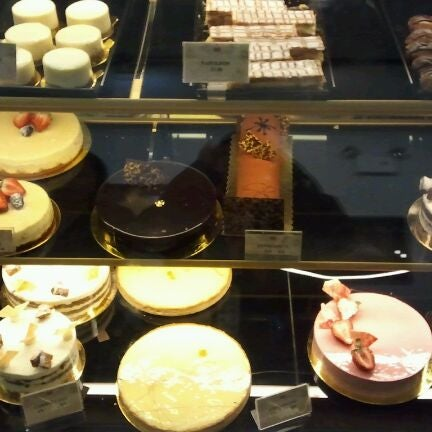 Photo taken at Cannelle Patisserie by Joseph T. on 2/25/2012