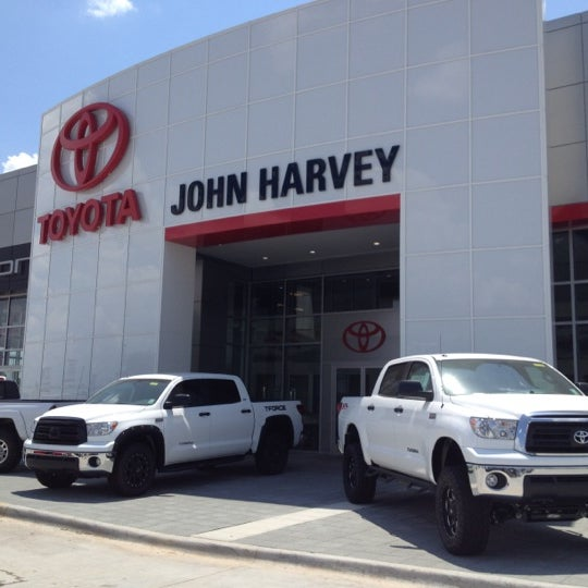 Toyota Dealerships Ma: John Harvey Toyota
