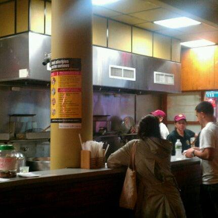 Photo taken at Vanessa's Dumpling House by fuji on 9/6/2011